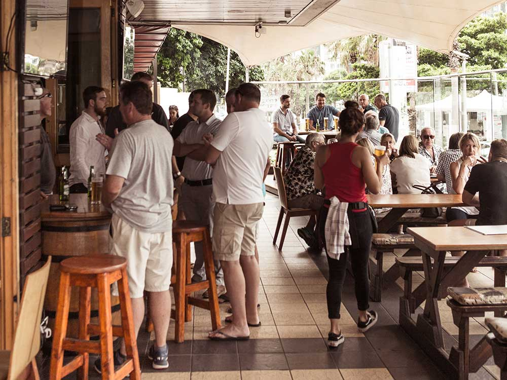 Steak & Ale is proud to be one of the busiest venues in the Umhlanga Village